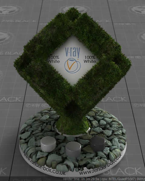 Free Pebble And Grass Vray Material Download 3ds Max Free