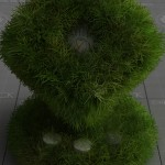 VRay Fur Grass Material
