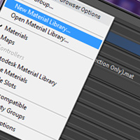 How to Save your Custom Material Library 3Ds Max Free Tutorial
