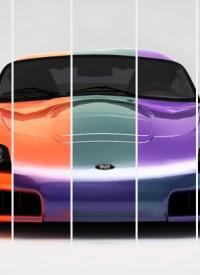 TVR Car Paint Colours