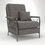 Armchair Free 3D Model Download