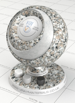 Granite Vray Material