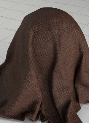 Perforated Leather Vray Material FREE Download