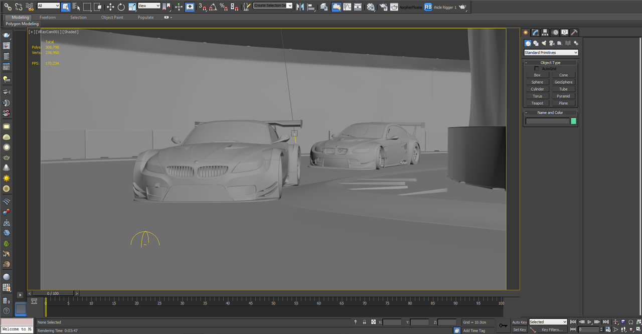 Making Of Automotive Vray Scene Free Vray Material Downloads