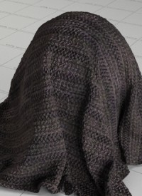 Knit Sweater Vray Material