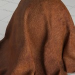 Leather Brown Vray Material Download