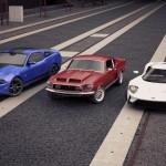 USA Car 3D Model Download Pack